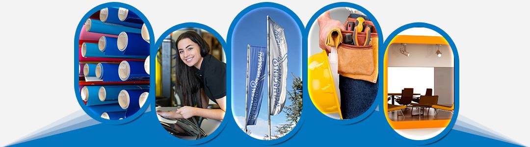 Ohlhagen Werbung & Messebau - Starker Partner für Werbung, Werbetechnik, Folierung, Beklebung, Werbeschilder, Banner & Messebau seit 1967 - www.ohlhagen-werbung.de