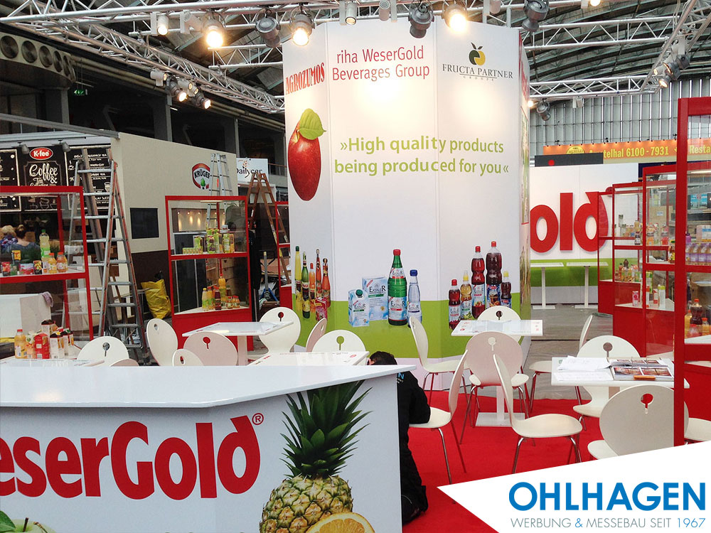 Ohlhagen – Werbung & Messebau: Moderne Messestandkonzepte und innovative Werbetechniklösungen seit 1967