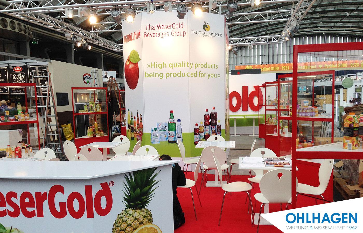 Ohlhagen – Werbung & Messebau seit 1967
